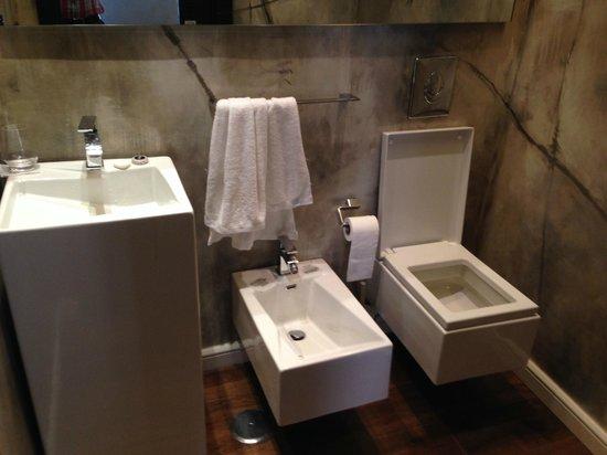 Relais Orso: Toilet
