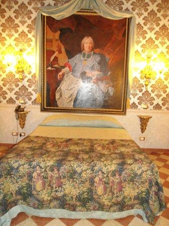 Antica Dimora de Michaelis: letto