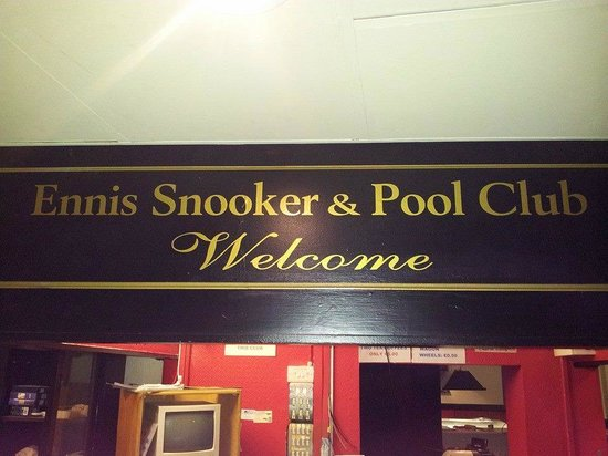 Ennis Snooker and Pool Club