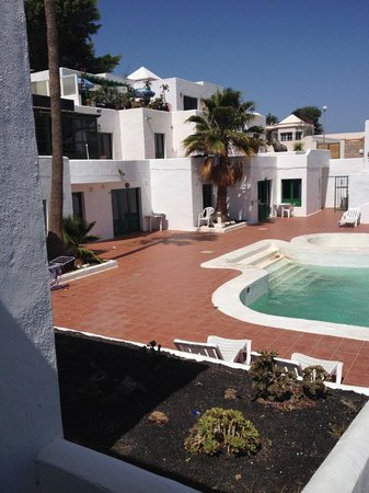 Playa Honda, Spain: peccato