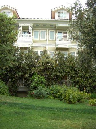 Ali Bey Resort Sorgun: view of one of the buildings
