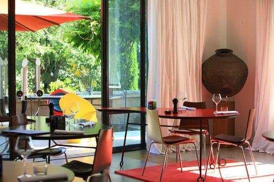 restaurant saint rémy de provence mas de l\'amarine - Bild von Mas de ...