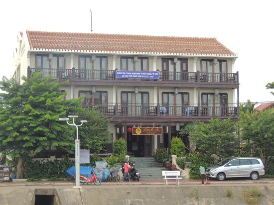 Little Hoian Boutique Hotel & Spa: Hotel