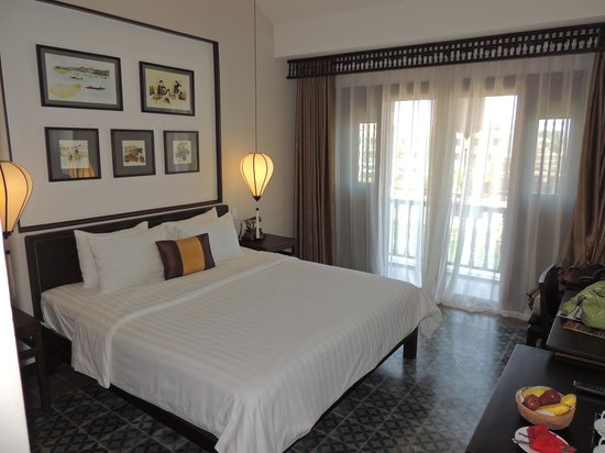 Little Hoian Boutique Hotel & Spa: Room