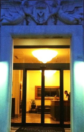 Best Western Premier Hotel Sant'Elena : hotel-eingang