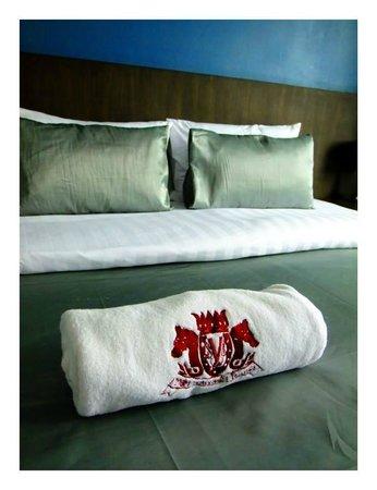 Chada Veranda Hotel: ห้องพักครับ