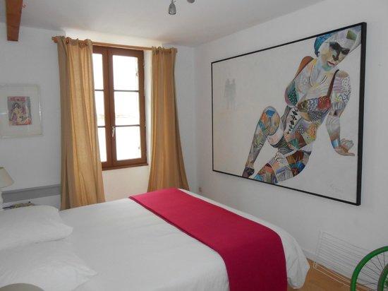 Villa St. Simon: chambre