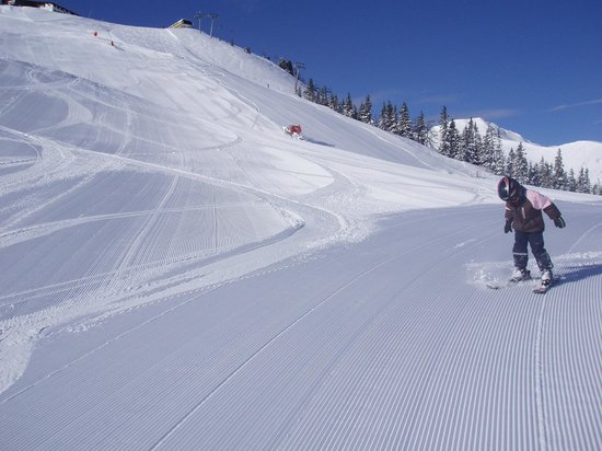 Pension Kohler: Spieljoch ski area