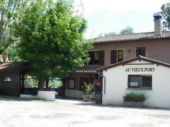 Au Vieux Port Irigny