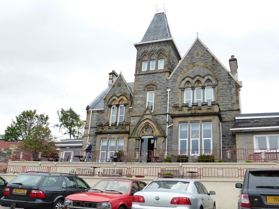 Cruachan Hotel: Front View