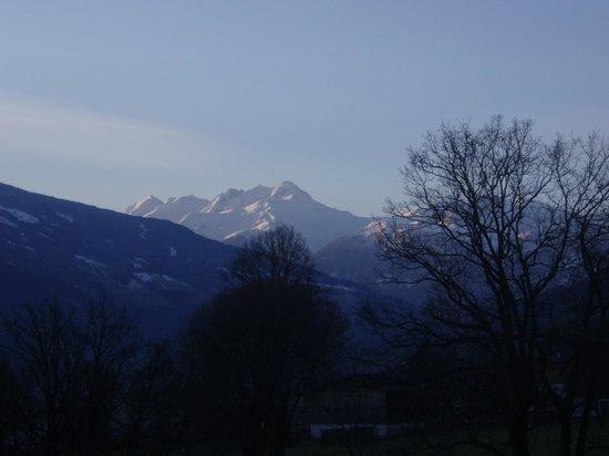 Pension Kohler: view