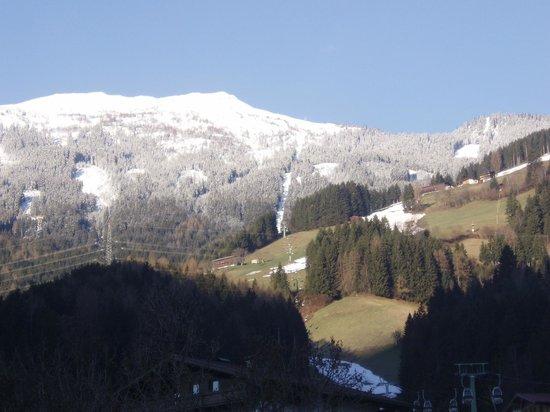 Pension Kohler: View ski lift