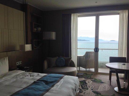InterContinental Nha Trang : Sea view room