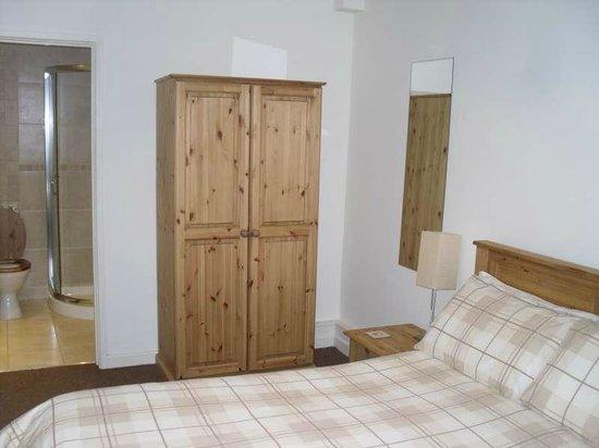 Llwyngwair Manor: Hotel room
