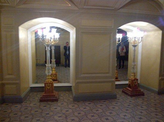 National Opera House of Ukraine: corridor