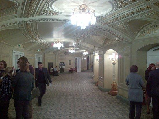 National Opera House of Ukraine: Inside hall