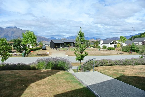 Arrowfield Apartments: Blick auf die Landschaft