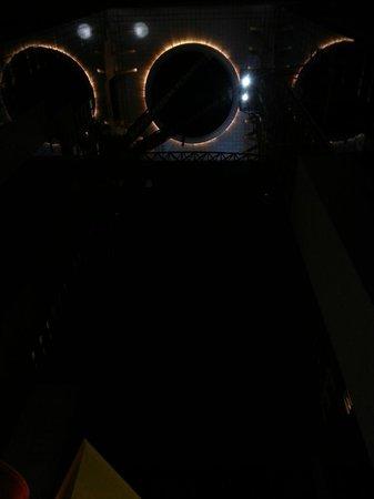 Kuchu Teien Observatory : UFO?