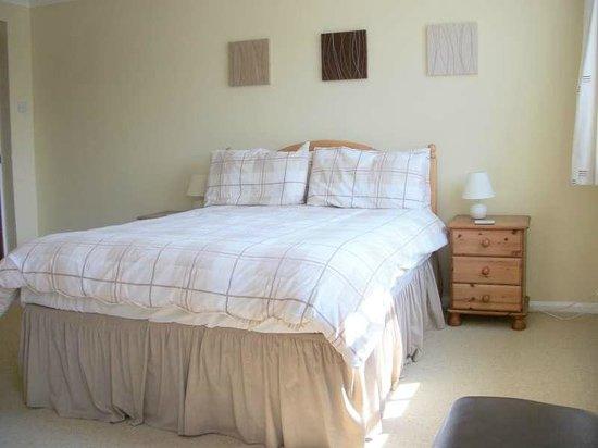 Llwyngwair Manor: Preseli Apartment Bedroom