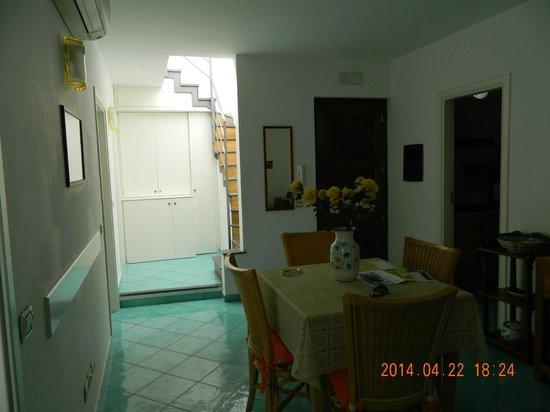 Lidomare Hotel: Гостиная