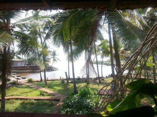 Kannur Beach House: Room with a view.