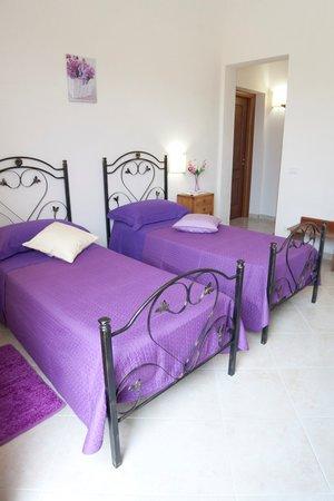 Camera da letto doppia con letti singoli - Foto di Baglio ...