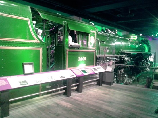 National Museum of American History : The first railway?