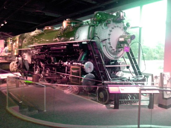 National Museum of American History : The first commercial locomotive?