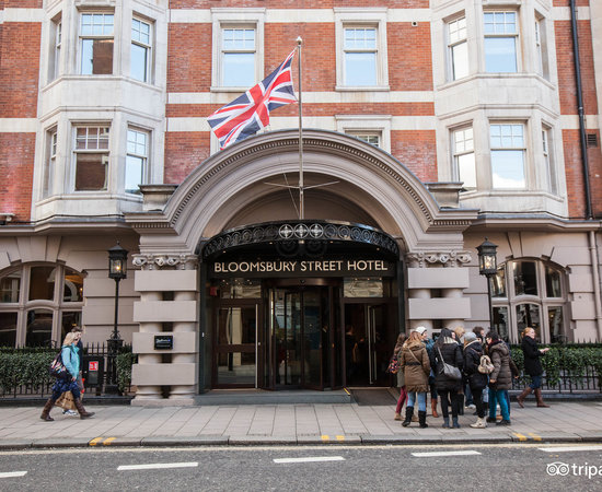 Bloomsbury Hotel London Reviews Radisson Blu Edwardian