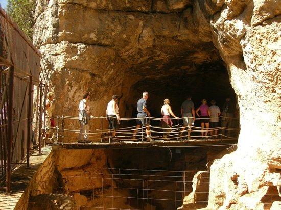 Quinson, France: Grotte de la Baume Bonne ©CG04