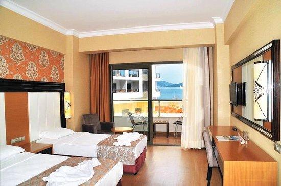 Golden Rock Beach Hotel: goede kamers