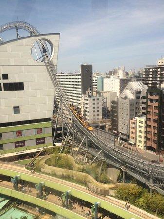 Tokyo Dome City: Adrenalina
