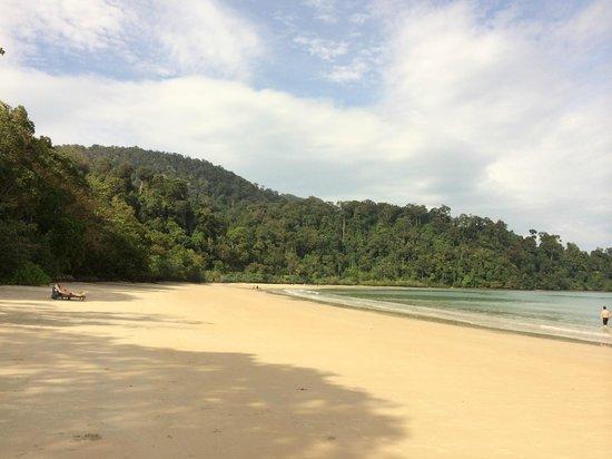 The Datai Langkawi: Spiaggia