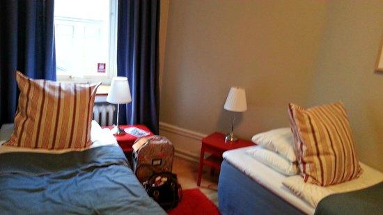 Hotel Hornsgatan: Zimmer 2 im Viererzimmer