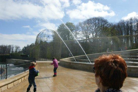 Holly Lodge: Alnwick Garden favourite of Children