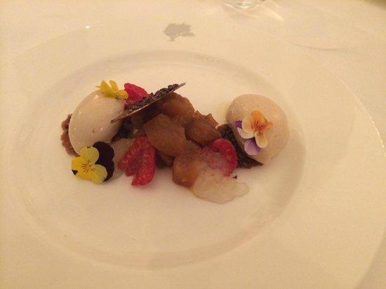 Finca Cortesin Hotel Golf & Spa: Dessert