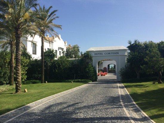 Finca Cortesin Hotel Golf & Spa: Entrance