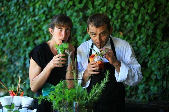 Mas De L Amarine Saint Rémy De Provence alice monnier & bernard coloma mas de l'amarine restaurant saint