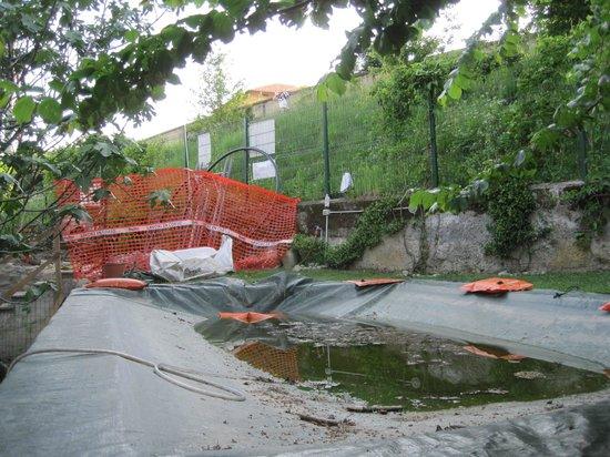 Casa Cantoniera Como: The pool