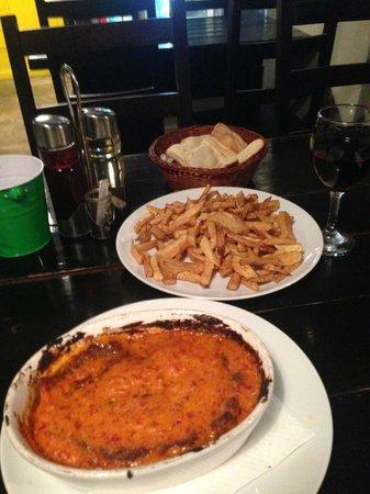 "Pizzeria ""Oh la la"" : Slavonian Pljeskavica"