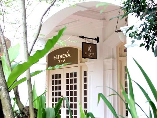 ESTHEVA Spa, a sanctuary by The Lawn of Raffles Hotel to uplift your mind, body and soul.