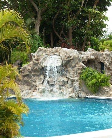 Hotel Botanico & The Oriental Spa Garden: Spa: waterfall