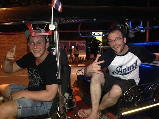 Two Sea Tour: Thailand