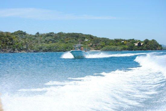 Bay Islands Adventures: a pleasant ride