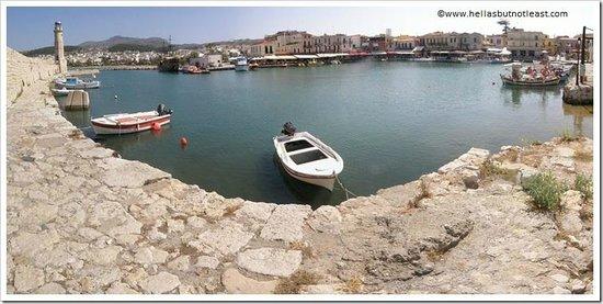 Venetian Harbour: Venitian Harbour of Rethymno