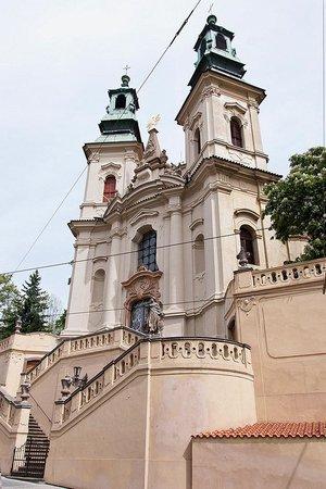 Hotel u Svateho Jana: Monastery of St. John