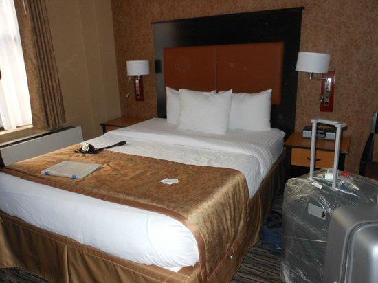La Quinta Inn & Suites Manhattan: Double room