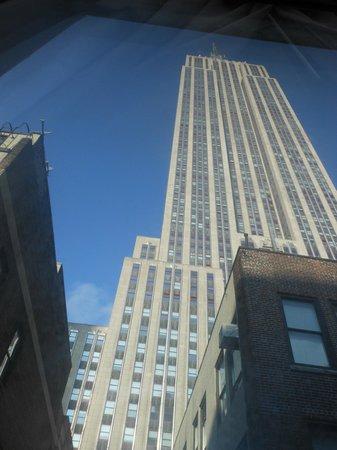 La Quinta Inn & Suites Manhattan : Empire State Building