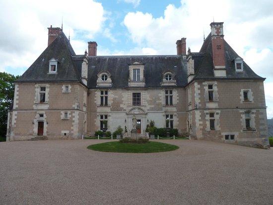Chateau de Noizay : le château