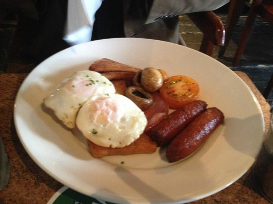 Donegans: THE ULSTER FRY
